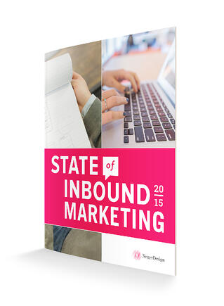 Inbound Marketing Report with New Data from NeigerDesign and HubSpot